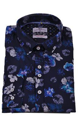 Picture of Dario Beltran Long Sleeve Shirt Pilas