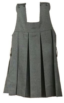 Picture of Plain Grey Gym Frock - Sloan Molyneaux