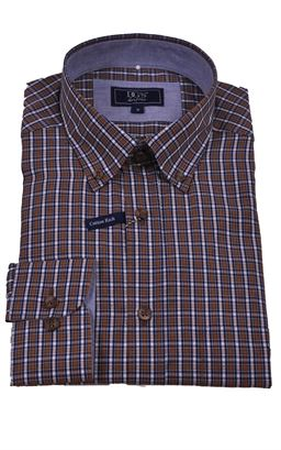 Picture of Daniel Grahame Long Sleeve Shirt Drifter 15746