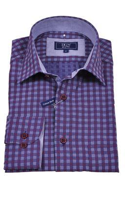 Picture of Daniel Grahame Long Sleeve Shirt Drifter 15749