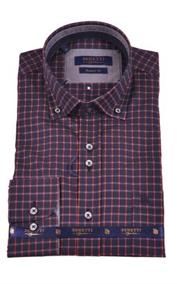 Picture of Benetti Long Sleeve Shirt Kane