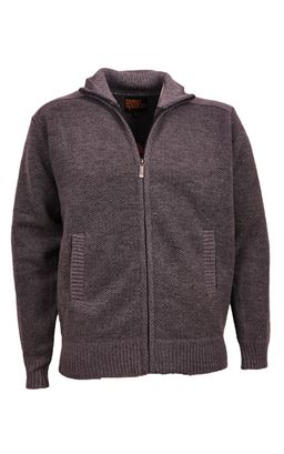 Picture of Carabou Zip Cardigan River