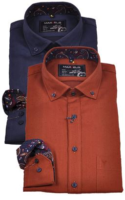 Picture of Marvelis Long Sleeve Shirt  6056-64