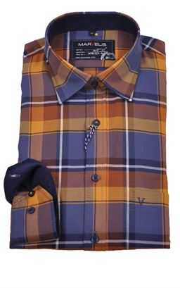 Picture of Marvelis Long Sleeve Shirt  6054-64