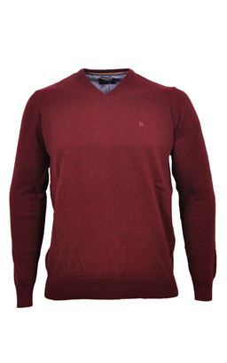 Picture of Benetti V- Neck Pullover AW20/V