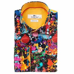 Picture of Claudio Lugli Long Sleeve Shirt CP6640