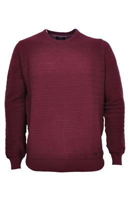 Picture of Fynch HattonCrew Neck Pullover 1220-205
