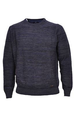 Picture of Fynch Hatton Crew Neck Pullover 1220-209
