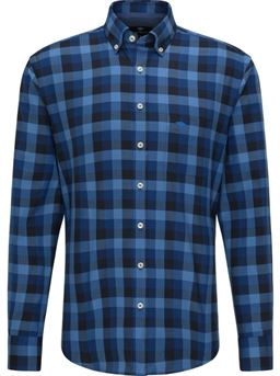 Picture of Fynch Hatton Long Sleeve Shirt 1220-8100