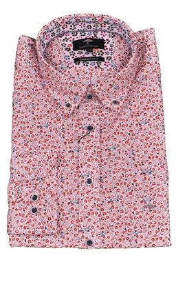 Picture of Fynch Hatton Long Sleeve Shirt 1220-5040