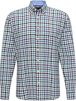 Picture of Fynch Hatton Long Sleeve Shirt 1220-8030