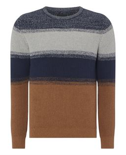 Picture of Remus Uomo Crew Neck Pullover 58629