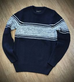 Picture of Remus Uomo Crew Neck Pullover 58628