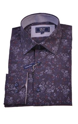Picture of Daniel Grahame Long Sleeve Shirt Drifter 15791