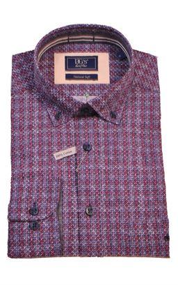 Picture of Daniel Grahame Long Sleeve Shirt Drifter 15926