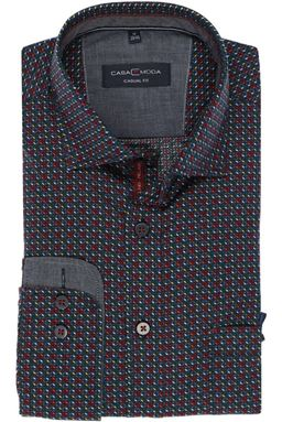 Picture of Casamoda Lonf Sleeve Shirt  4034879