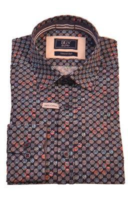 Picture of Daniel Grahame Long Sleeve Shirt Drifter  15930