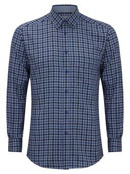 Picture of Daniel Grahame Long Sleeve Shirt Drifter 15544