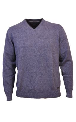 Picture of Casamoda V - Neck Pullover 4034905