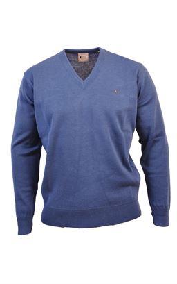 Picture of Gabicci V Neck Pullover  GOOK01