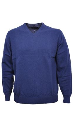 Picture of Casamoda V-Neck Pullover 004430/SS21