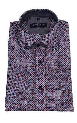 Picture of Casamoda Short Sleeve Shirt 9136423