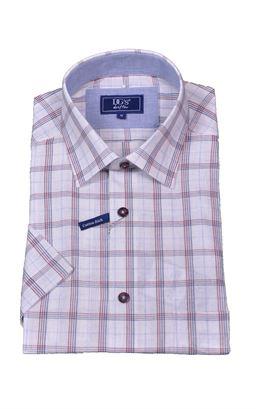 Picture of Daniel Grahame Short Sleeve Shirt Drifter 14315SS