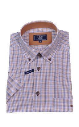Picture of Daniel Grahame Short Sleeve Shirt Drifter 14305SS