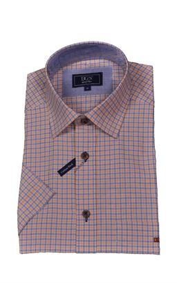 Picture of Daniel Grahame Short Sleeve Shirt Drifter 14307SS