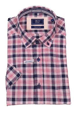 Picture of Daniel Grahame Short Sleeve Shirt Drifter 15970SS