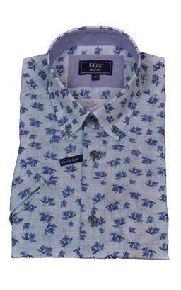 Picture of Daniel Grahame Short Sleeve Shirt Drifter 15723SS
