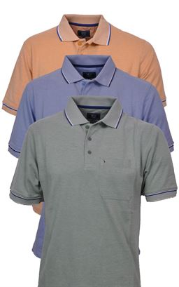 Picture of Daniel Grahame Polo Shirt Drifter 55104