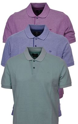 Picture of Fynch-Hatton Polo Shirt 1121-1750