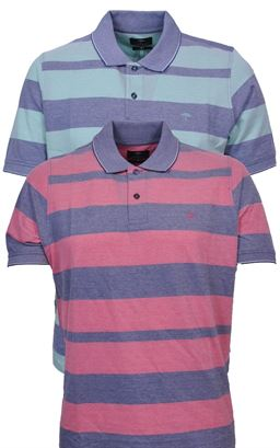 Picture of Fynch-Hatton Polo Shirt 1121-1752