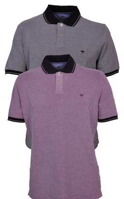 Picture of Fynch Hatton Polo Shirt 1121-1709