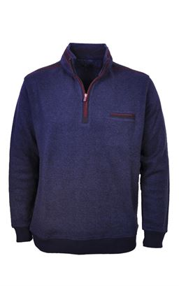 Picture of Daniel Grahame Zip Pullover Drifter 55130