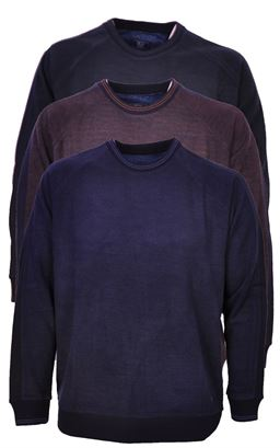 Picture of Daniel Grahame Crewneck Pullover Drifter 55132
